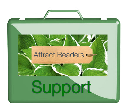 Attract Readers Support Box